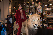 Friday evening, Natural History Museum, London. 30 October 2015
