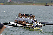 2005 FISA World Cup, Dorney Lake, Eton, ENGLAND, 27.05.05. GBR W8+ Bow katie Greaves, Natasha Howard, Beth Rodford, Natasha Page, Florence Temple, Jessica Eddie, Ana Bebington, Alison Knowles Stroke and cox Charlotte Ware.Photo  Peter Spurrier. .email images@intersport-images....[Mandatory Credit Peter Spurrier/ Intersport Images] , Rowing Courses, Dorney Lake, Eton. ENGLAND
