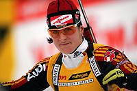 Biathlon, 09. december 2004, World Cup, Oslo,  Uschi Disl, Germany