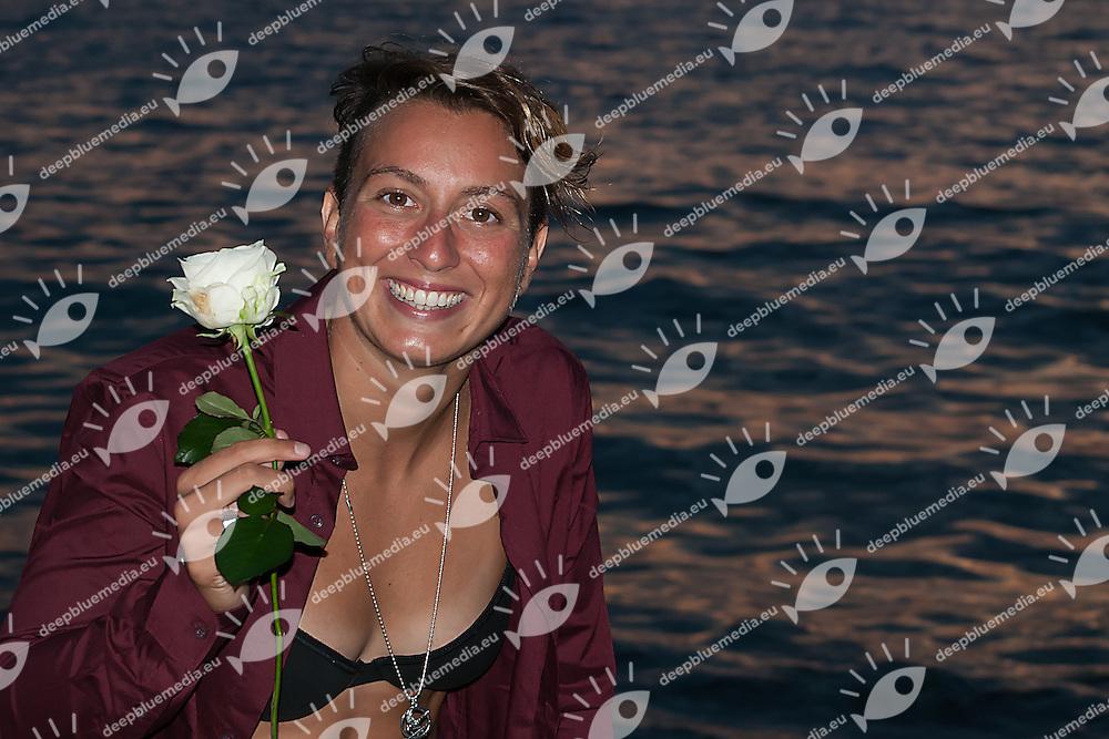 Rachele Bruni <br /> Calamoresca Piombino (Li)<br /> 04-09-2016<br /> Photo Laura Binda/Deepbluemedia/Insidefoto