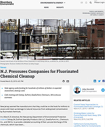 Bloomberg Environment, March 2019 (Bastiaan Slabbers/Nurphoto via Getty Images)<br /> <br /> Best way to stay in the loop on my photojournalism work is by checking my Monthly Production archive at <br /> https://bastiaanslabbers.photoshelter.com/gallery-collection/Monthly-Production/C0000832dF2L21U0<br /> <br /> Please contact me for image licensing options or check my portfolio at NurPhoto.com, GettyImages or Alamy (and others) via the &quot;Wires &amp; Stock&quot; menus at bastiaanslabbers.photoshelter.com or basslabbers.com  <br /> <br /> #Photojournalism, #Politicsphotographer, #USPolitics, #AssignmentPhotographer, #DocumantairyPhotography, #NewsPhotography, #PhillyPhotographer, #StockPhotography, #WireShooter, #NikonPhotographer, #Picturesoftheday, #DailyPircture, #Bernie, #BernieSanders, #Beto, #BetoORourke, #JoeBiden, #PublishedWorks, #NurPhoto #PhotoAgency, #Philly, #Pennsylvania, #USA, #OOgImages