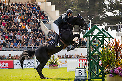 Wathelet Gregory, BEL, Iron Man vd Padenborre<br /> Jumping International de La Baule 2019<br /> © Dirk Caremans<br /> Wathelet Gregory, BEL, Iron Man vd Padenborre