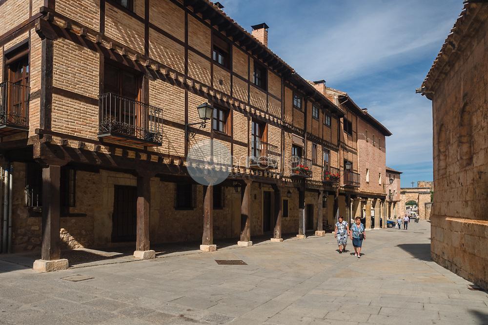 Calle típica, Burgo de Osma ©Country Sessions / PILAR REVILLA