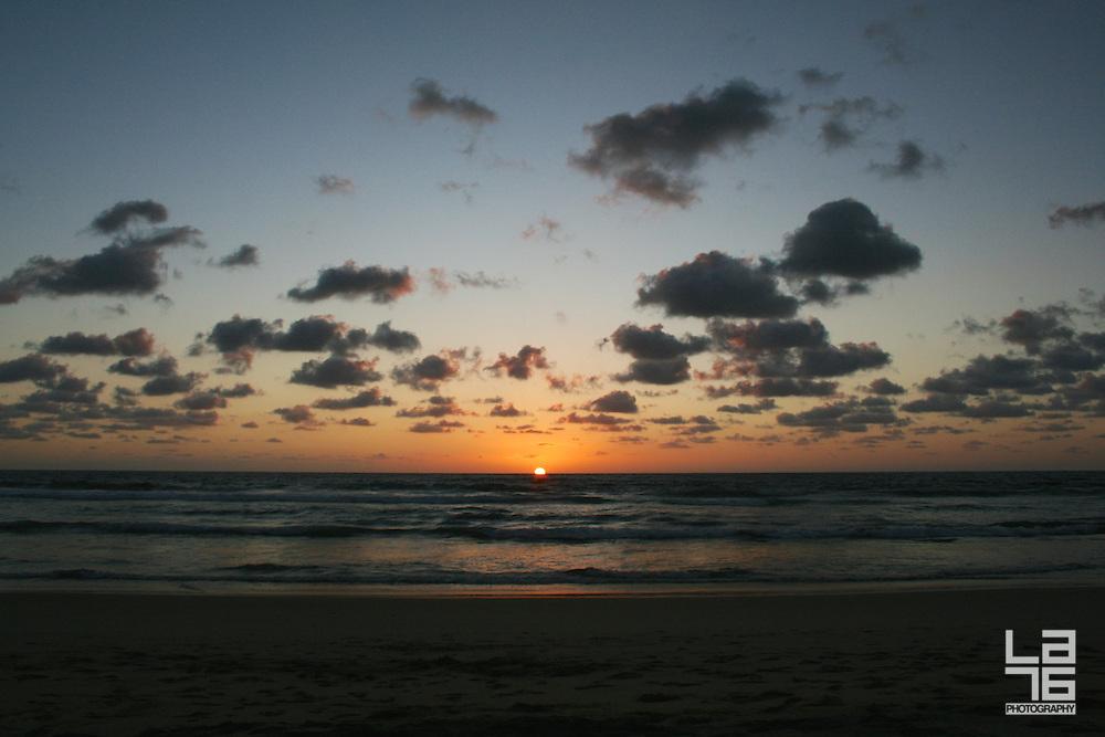 San Pedrito de Las Palmas beach at Todos Santos, Baja California Sur, Mexico