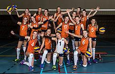 20170317 NED:  Reportage pre jeugd Oranje meisjes, Arnhem