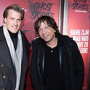 NLD/Amsterdam/20191031 - Ghost Stories premiere, Nick Nielsen en Vinzzent