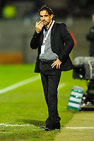 FOOTBALL - FRENCH CHAMPIONSHIP 2011/2012 - EA GUINGAMP v AS MONACO  - 17/10/2011 - PHOTO PASCAL ALLEE / DPPI - MARCO SIMONE  AS MONACO COACH