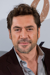 Actor Javier Bardem during last nights Madrid premiere of the latest Bond movie 'Skyfall', Spain, Madrid, October 28, 2012.  Photo by Oscar Gonzalez / i-Images...SPAIN OUT