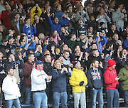 Dundee fans - Dundee v Hamilton, SPFL Premiership at Dens Park<br /> <br />  - &copy; David Young - www.davidyoungphoto.co.uk - email: davidyoungphoto@gmail.com