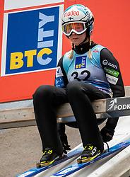 Julia Kykkaenen of Finland during Day 3 of World Cup Ski Jumping Ladies Ljubno 2019, on February 10, 2019 in Ljubno ob Savinji, Slovenia. Photo by Matic Ritonja / Sportida