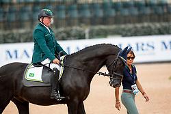 Fernandes Alves Marcos, BRA, Vladimir<br /> World Equestrian Games - Tryon 2018<br /> © Hippo Foto - Sharon Vandeput<br /> 18/09/2018
