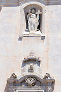 San Giuseppe Church in Piazza IX Aprile - Piazza Nove Aprile -  in Taormina, East Sicily, Italy