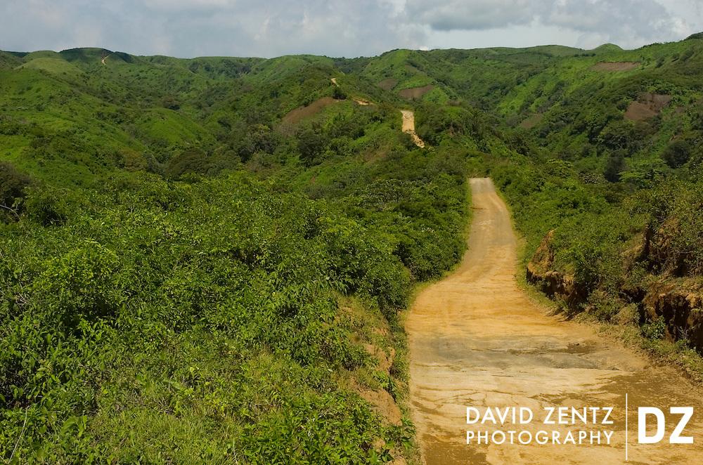 Landscape; Carazo, Nicaragua