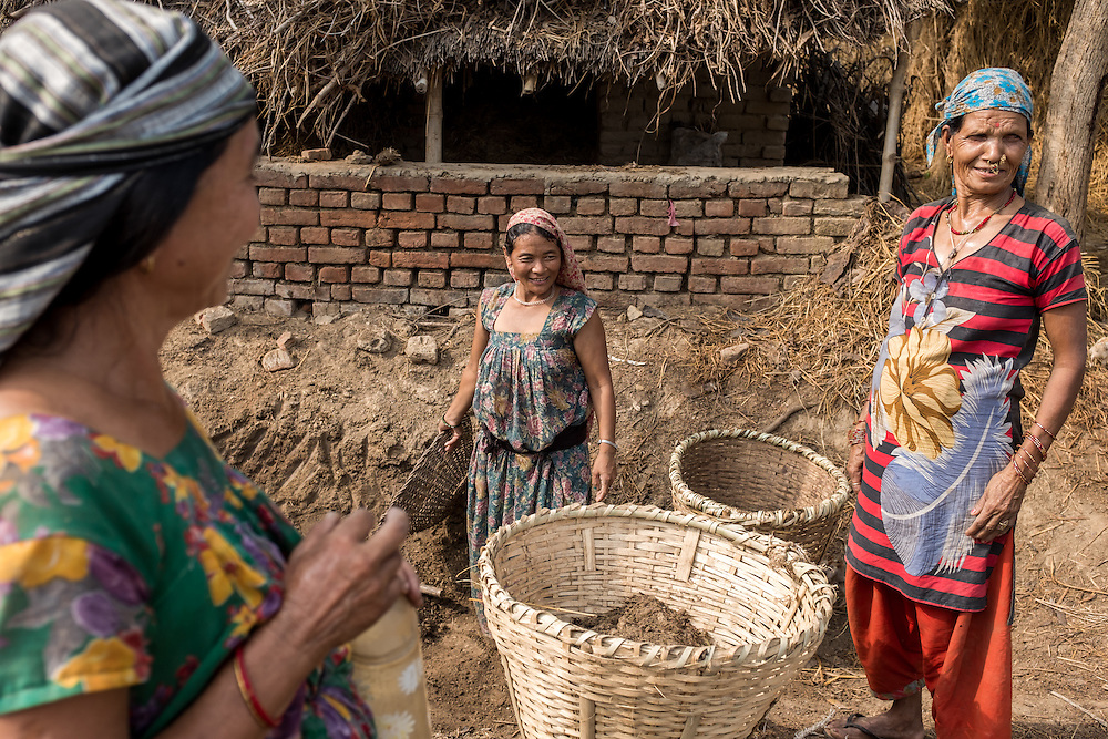 Daily Life in the countryside, Nepal