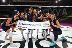BAGHERONE SCANDICCI<br /> FINALI SAMSUNG GALXY A COPPA ITALIA 2018-2019<br /> PALLAVOLO VOLLEY COPPA ITALIA FEMMINILE 2018-2019<br /> VERONA 02-02-2019<br /> FOTO FILIPPO RUBIN / LVF