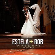Boda Estela + Rob