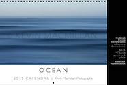 OCEAN | 2015 Calendar | Kevin Macmillan Photography