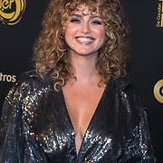 NLD/Amsterdam/20191009 - Uitreiking Gouden Televizier Ring Gala 2019, Petra van Haastrecht