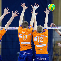 20150127: SLO, Volleyball - CEV Champions League Men,  ACH Volley vs Berlin Recycling Volleys