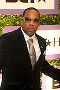 7 February-Washington, D.C: Recording Artist Michael Bivens attends the BET Honors Honoree Dinner held at the National Museum of Women in the Arts on February 7, 2014 in Washington, D.C. (Terrence Jennings)