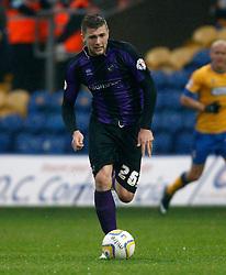 Bristol Rovers' Ryan Brunt - Photo mandatory by-line: Matt Bunn/JMP - Tel: Mobile: 07966 386802 12/10/2013 - SPORT - FOOTBALL - Field Mill - Mansfield - Mansfield Town V Bristol Rovers - Sky Bet League 2