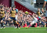 West Ham United v Arsenal - Premier League - 09/04/2016