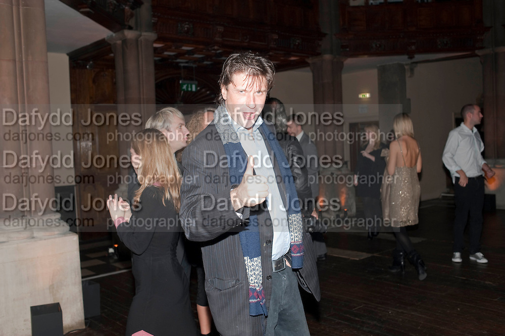 LORD JOHNSON SOMERSET, Harpers Bazaar Women of the Year Awards. North Audley St. London. 1 November 2010. -DO NOT ARCHIVE-© Copyright Photograph by Dafydd Jones. 248 Clapham Rd. London SW9 0PZ. Tel 0207 820 0771. www.dafjones.com.