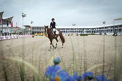 Madden Beezie, USA, Quister<br /> Prijs RR Interieur - Knokke Hippique 2016<br /> © Hippo Foto - Sharon Vandeput<br /> 1/07/16