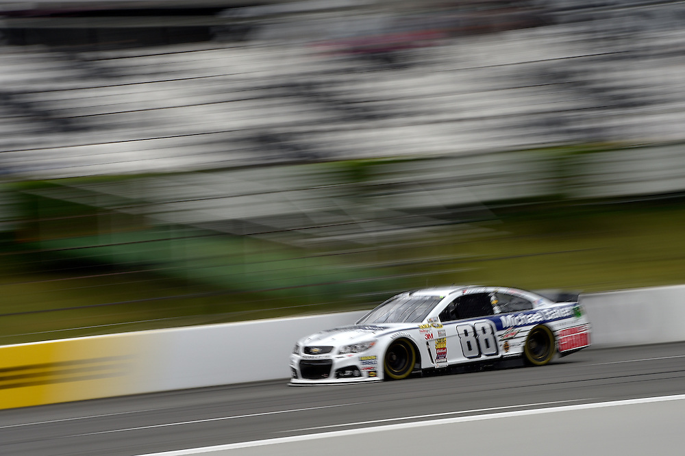 1-3 August, 2014, Long Pond, Pennsylvania USA<br /> Dale Earnhardt Jr<br /> &copy;2014, Scott R LePage <br /> LAT Photo USA