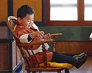 Prince Jigme Of Bhutan - 2nd Birthday