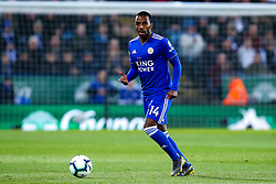 Ricardo Pereira of Leicester City - Mandatory by-line: Robbie Stephenson/JMP - 12/04/2019 - FOOTBALL - King Power Stadium - Leicester, England - Leicester City v Newcastle United - Premier League