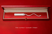 A creative advertising duo have created a tongue-in-cheek campaign as a way to mock the so-called 'tampon tax'. Recently a motion to remove the tax currently levied on women's sanitary products was defeated in the House of Commons. The tax means women pay a five per cent VAT levy on these items, which are classified as 'non-essential luxury items' by the European Union (EU). The vote came after an online petition 'Stop taxing periods. Period' attracted more than 250,000 signatures. Frustrated after reading about the 'tampon tax' row creative advertising team Sali Horsey and Zoe Nash wanted to do something to demonstrate how ridiculous it is. So they created a spoof ad campaign mocking the idea that tampons are luxury items. This campaign sees tampons displayed in the same way that luxury items might be - including jewellery and make-up - along with the tagline 'the latest luxury item?'. Guy Bell, 07771 786236, guy@gbphotos.com