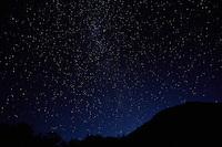 Night Sky in Patagonia. Hosteria El Pilar, El Chalten, Argentina. Image taken with a Nikon D3x and 16 mm f/2.8 fisheye lens (ISO 400, 16 mm, f/4, 30 sec)