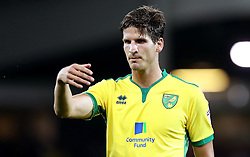 Timm Klose of Norwich City - Mandatory by-line: Robbie Stephenson/JMP - 16/08/2016 - FOOTBALL - Carrow Road - Norwich, England - Norwich City v Bristol City - Sky Bet Championship