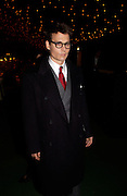 Johnny Depp, Finding Neverland UK charity premiere after-party. Coram's Fields. Guilford St. WC1. 17 October 2004.  ONE TIME USE ONLY - DO NOT ARCHIVE  © Copyright Photograph by Dafydd Jones 66 Stockwell Park Rd. London SW9 0DA Tel 020 7733 0108 www.dafjones.com