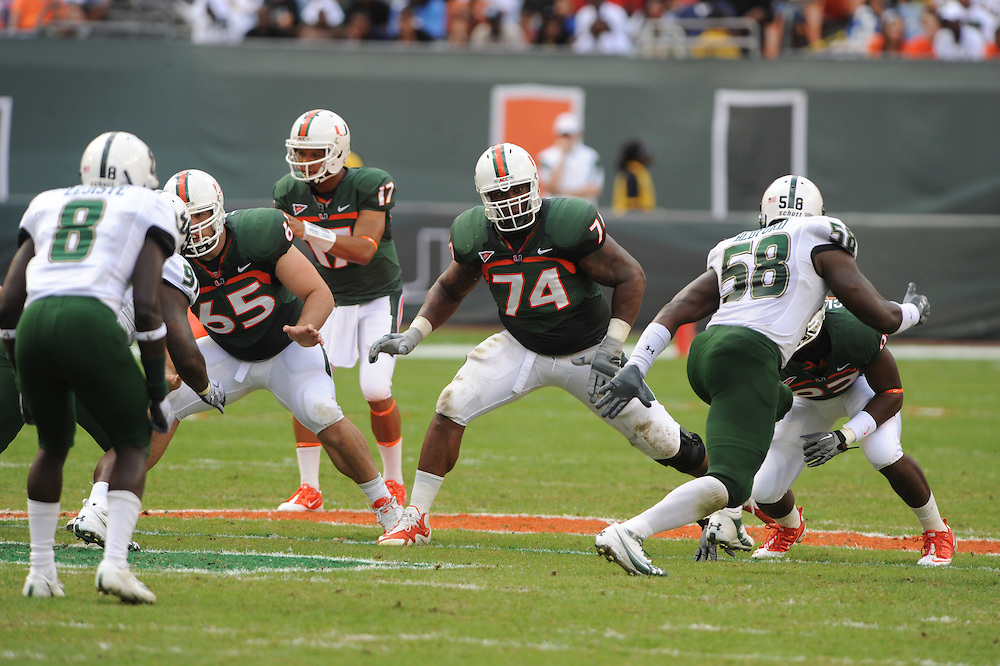 2010 Miami Hurricanes Football vs South Florida