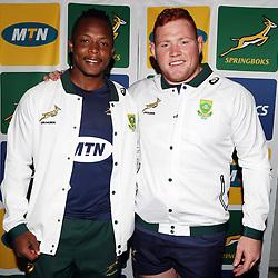 08,11,2018 Springbok Team Announcement Media Conference