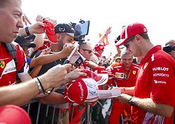 June 21, 2018 - Le Castellet, France - Motorsports: FIA Formula One World Championship 2018, Grand Prix of France, ..#5 Sebastian Vettel (GER, Scuderia Ferrari) (Credit Image: © Hoch Zwei via ZUMA Wire)