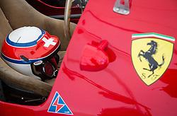 14.07.2012, Groebming, AUT, Ennstal Classic 202, Chopard Grand Prix, im Bild features Ferrari 500 F2, Bj. 1953 // during Chopard Grand Prix at the Ennstal Classic 2012 in Groebming, Austria on 2012/07/14. EXPA Pictures © 2012, PhotoCredit: EXPA/ J. Groder