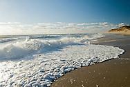Massachusetts, Cape Cod National Seashore, Eastham, Nauset Beach