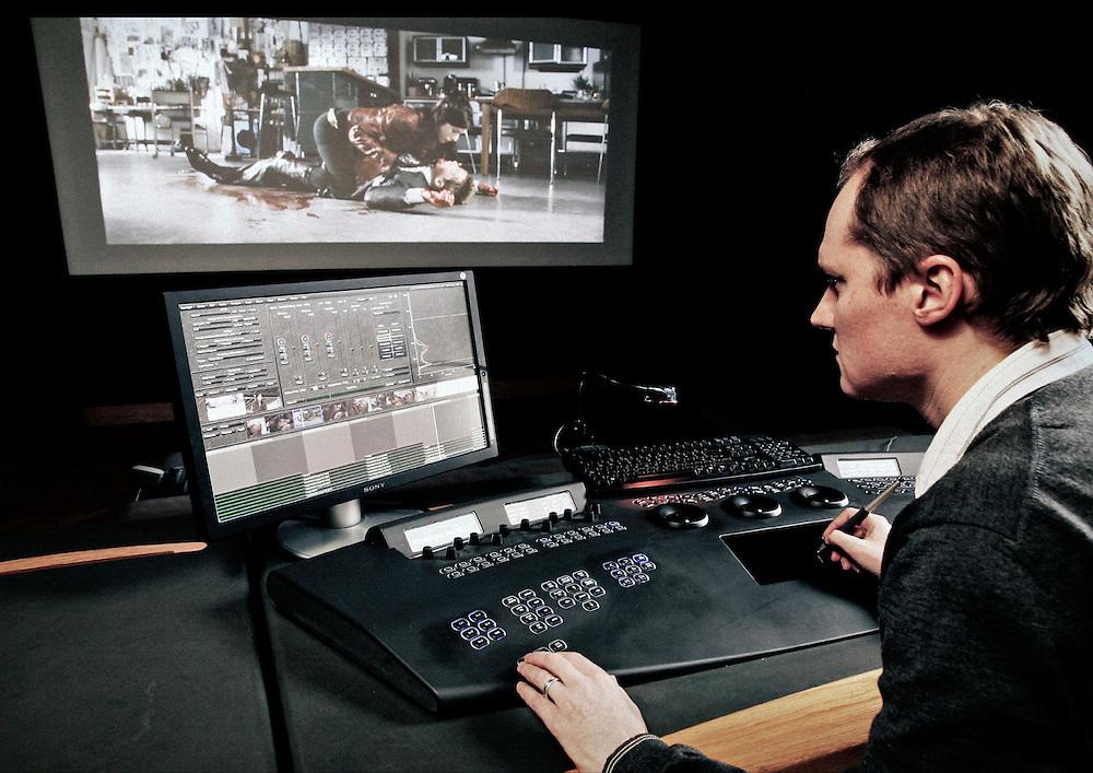 Editing Suite Filmlight - Soho