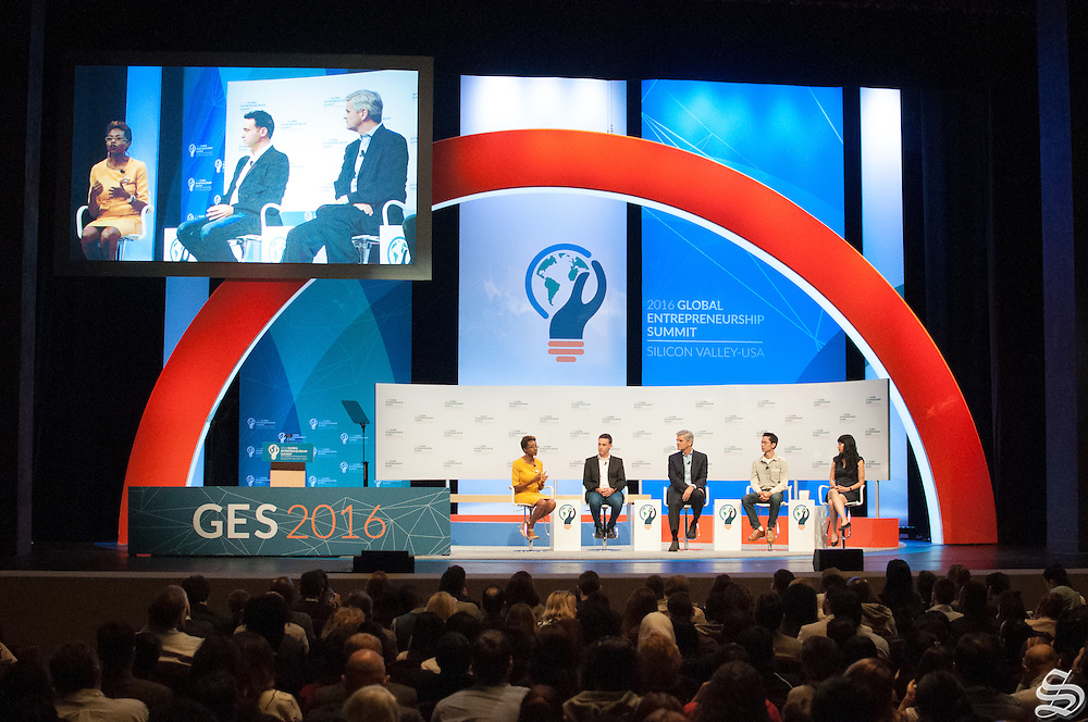 GES at Stanford, CA. Photo by Rahim Ullah