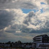 Clouds, Moon & Landscapes