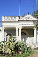 Masonic lodge in Jesus Menendez, Las Tunas, Cuba.