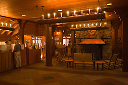 Lodge at Bryce Canyon National Park, Bryce Canyon Lodge, Utah, UT, Southwest America, American Southwest, US, United States, lodging, interior, tourism, tourist, vacation, travel, hotel, Image ut370-18185, Photo copyright: Lee Foster, www.fostertravel.com, lee@fostertravel.com, 510-549-2202
