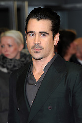 Colin  Farrell attends  the UK premiere of 'A New York Winter's Tale' at The Odeon Kensington, London, United Kingdom. Thursday, 13th February 2014. Picture by Chris Joseph / i-Images