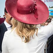 NLD/Terneuzen/20190831 - Start viering 75 jaar vrijheid, Koningin Maxima