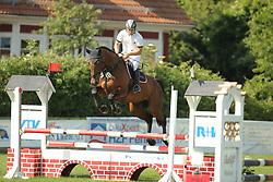 Evers, Timo, Alma-Lotta R<br /> Fehmarn - Holsteiner Masters<br /> Springpferde Kl. A, 5+6j. Pferde<br /> © www.sportfotos-lafrentz.de/ Stefan Lafrentz