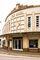 Teatro do Centro Cultural Genésio Turek. São Bento do Sul, Santa Catarina, Brasil. / Centro Cultural Genesio Turek Theater. Sao Bento do Sul, Santa Catarina, Brazil.