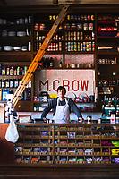 M. Crow store in Lostine, Oregon.
